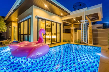 Pool villa of Love