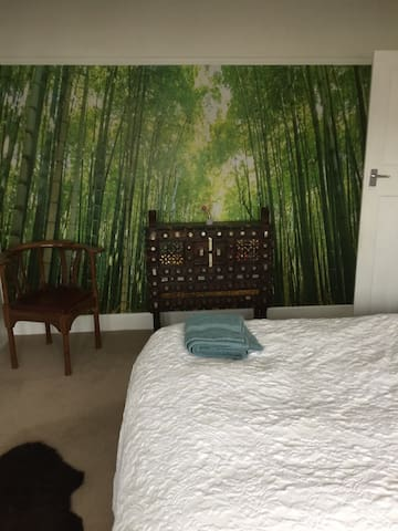 Double room 12 mins walk Hospital