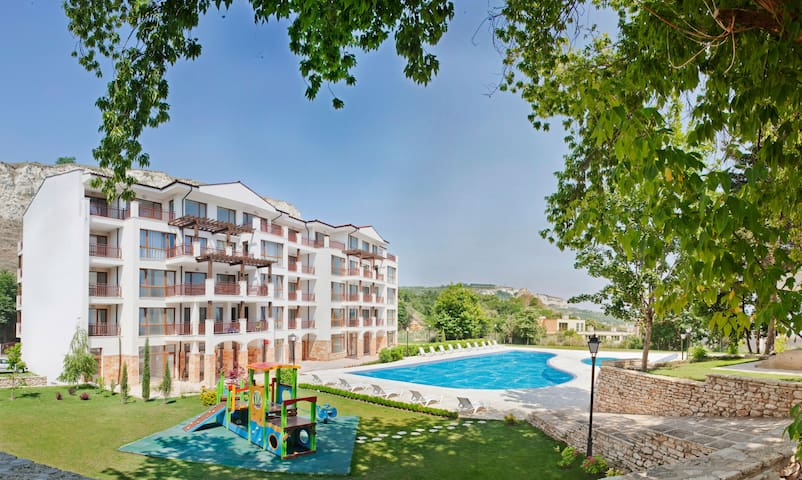 Balchik Gardens Apartment - Balchik - Appartement