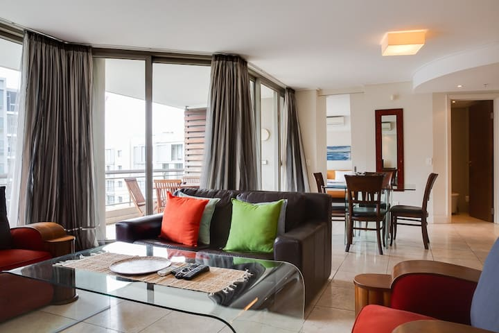 Canal Quays 510 - One Bedroom Apartment