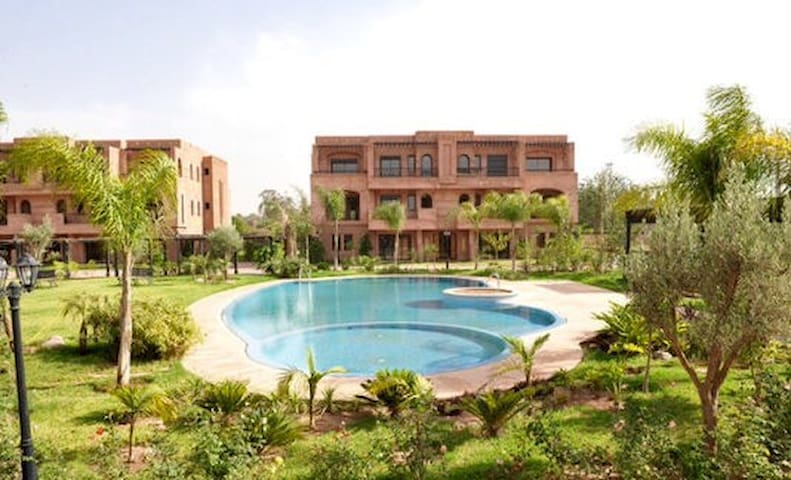Targa garden luxurious apart - Marrakesh