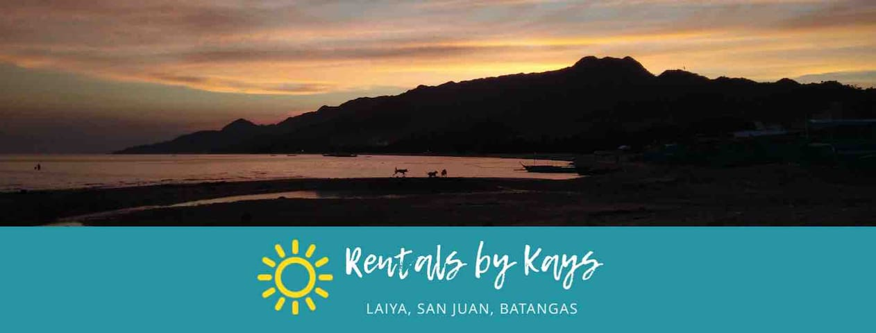 4 mins to beach • 4-8 pax • Rentals by Kays