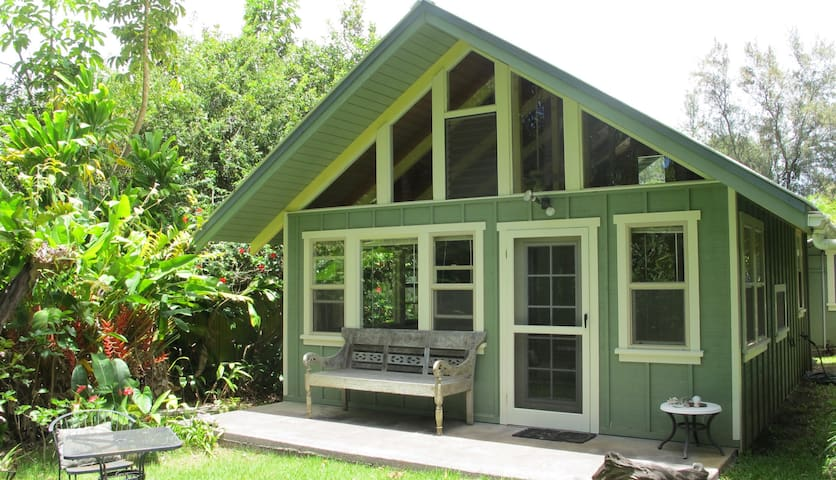 Hawaiian Tropical Hideaway Cottage - Kapaau - Kabin