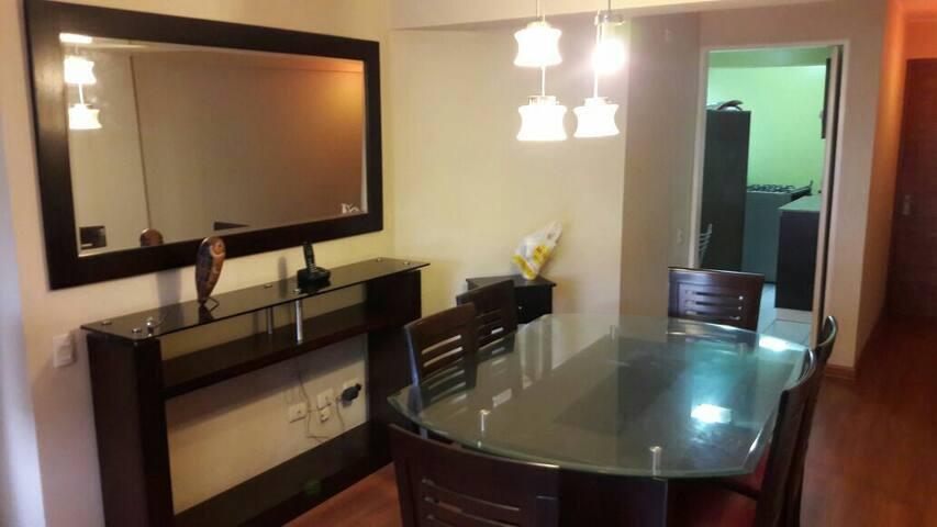 Big and nice apartment in miraflore - Miraflores - Lakás