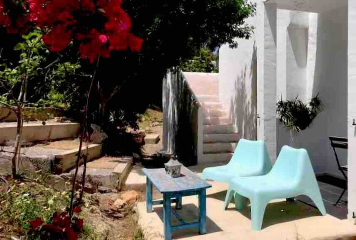 Charming little studio in ibiza
