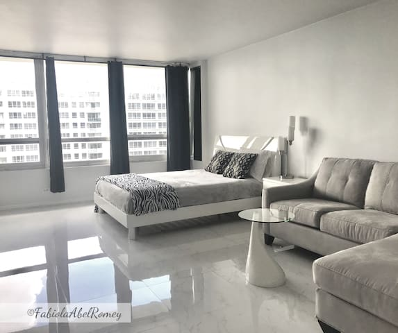 ❤★::Modern Studio in South Beach with Bay view::★❤