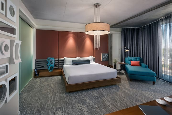 Hotel Valley Ho | Tower Residence (K/DD)