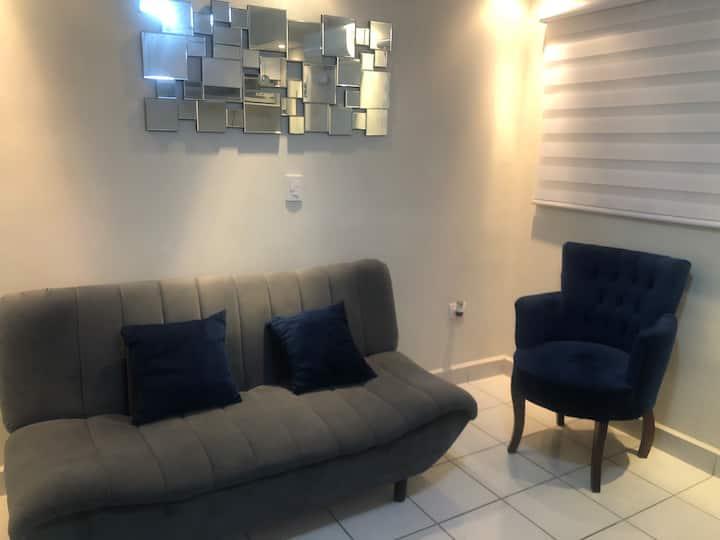 Habitación privada en edificio nuevo en centro mty