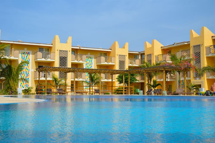 Apartment - Tropical Resort, pool. SPECIAL OFFER