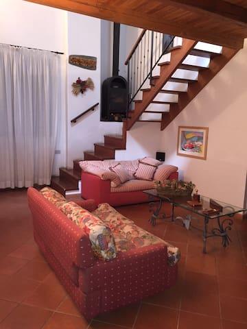 Appartamento rustico nelle colline Toscane - Carmignano - Apartamento