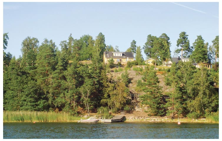 Holiday cottage with 3 bedrooms on 145 m² in Vaxholm