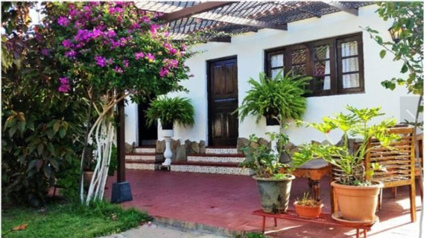 Double room@LosGigantesGarden Villa - Santiago del Teide