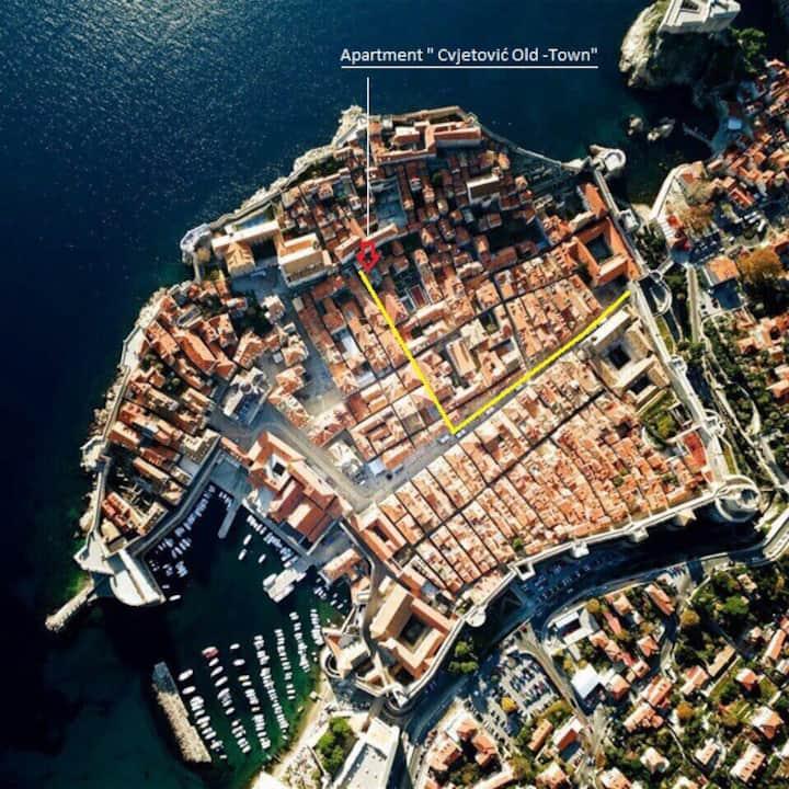 Apartment Cvjetovic-Old Town Dubrovnik