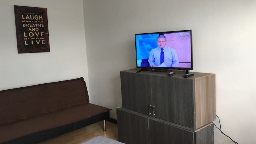 Smart Tv with over 300 channels