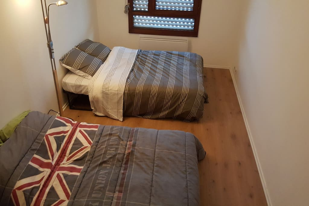 Room, 1 true bed + 1 sofa bed