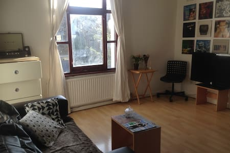 1 very large double bedroom in Holloway!! - London - Wohnung