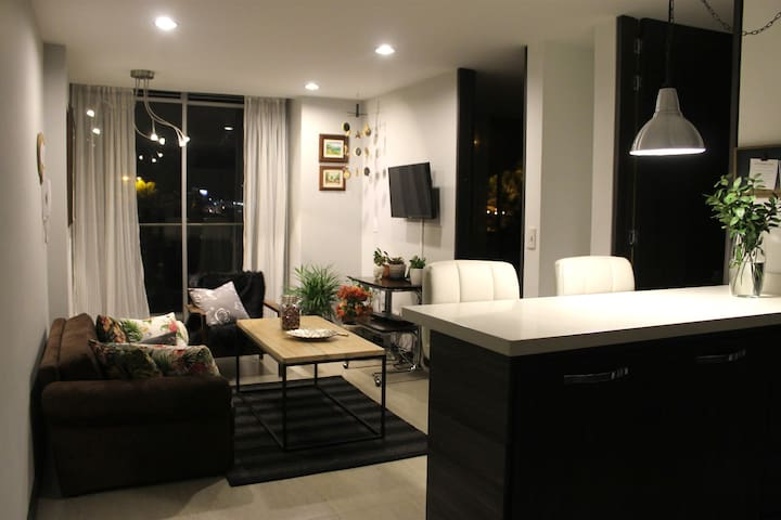 Bright & cozy apartment! - Manizales - Apartament