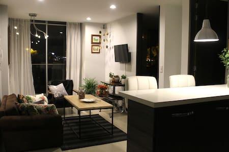 Lindo y comodo apartamento en Manizales. - Manizales - Appartamento