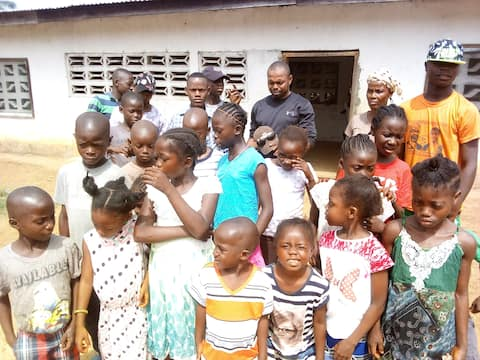 Save an Orphans