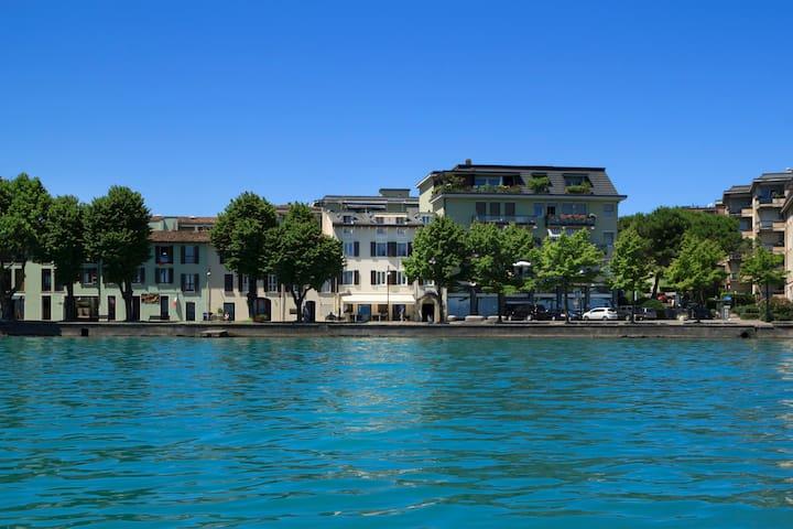 Desenzano Hotel Europa, sul lungolago