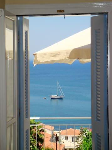 Koroni Amazing view - Vacation house - Koroni - Huis