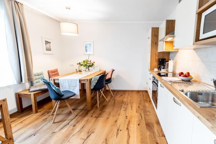 Kleines Apartement für 3 Personen amTurnersee