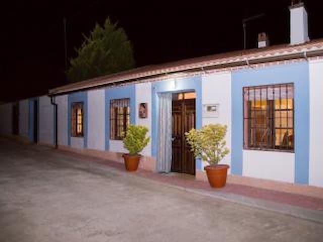 Casa Rural con encanto Villaclementina - Nava de la Asunción - Casa