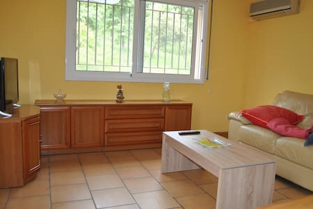 Apartment on ground floor,  not far from BCN