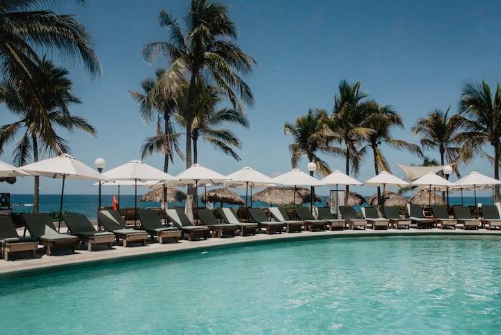 Suite2 en Hotel con Club de Playa