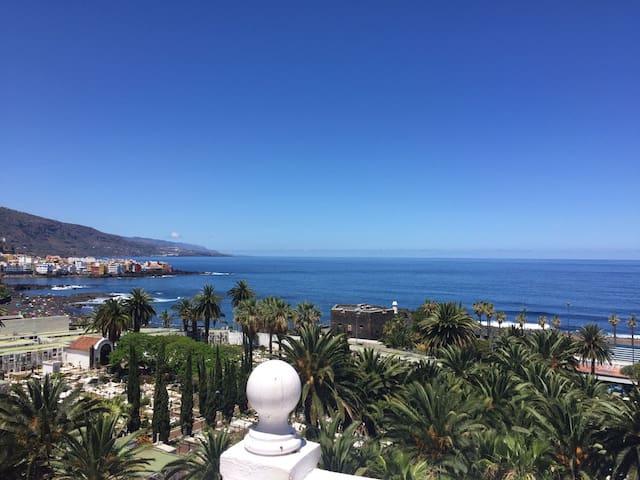 Panoramic sea view studio