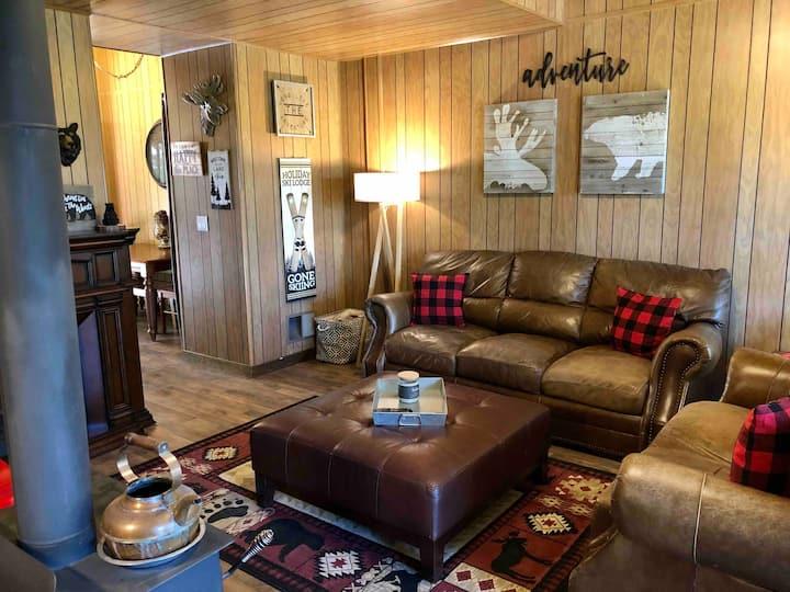 Leland Retreat Near Pinecrest Lake & Dodge Ridge!