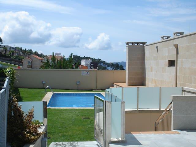 Apartamento en Areas - Sanxenxo - Apartamento