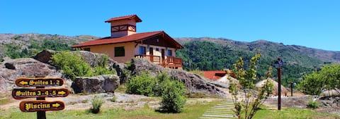 Suites para parejas en La Cumbrecita (Confort)