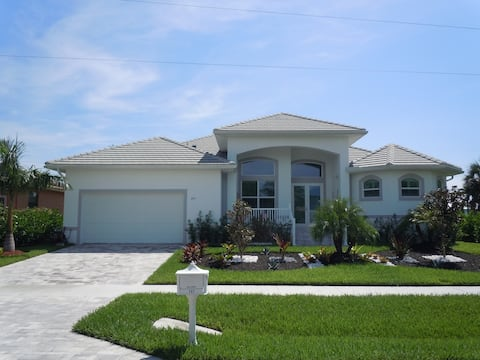 Newly Constructed Marco Island House