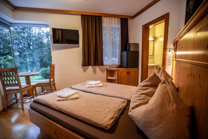 Comfortable Room with Sauna, near ski lifts