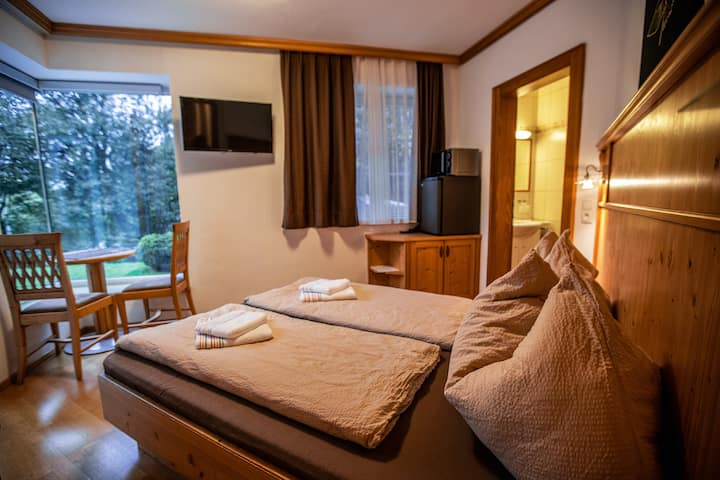 Comfortable Room with Sauna, near ski lifts