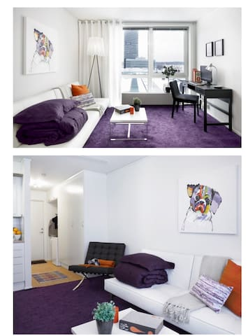 Single Room Kitchenette Apartment