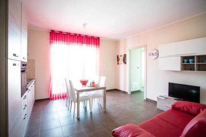 2 Residence Claudia Pineto Vacanza