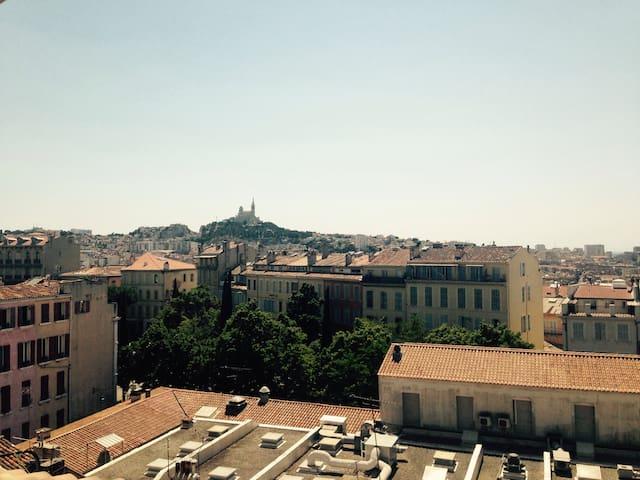 Appartement vue superbe, Cours Julien