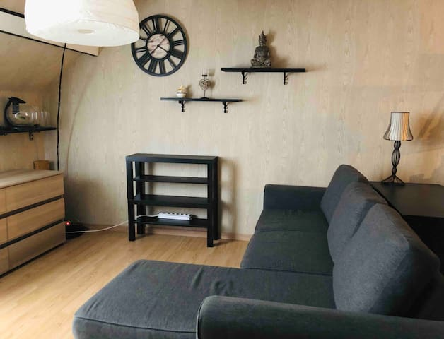 Charming duplex in MELUN center À 25 mins de Paris
