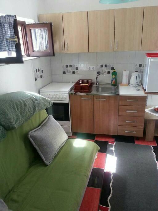 Studio - Apartment