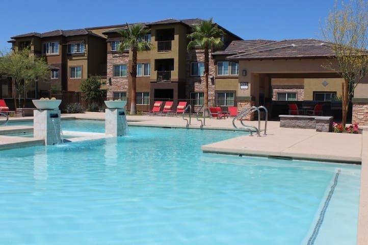 Close to Surprise and Peoria Spring Training Sites - Peoria - Apartment