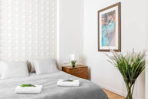 Luxury Apartment Łucka 20