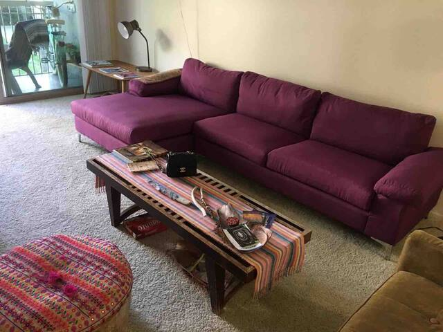 Lovely one bedroom  5 minutes walk to Venice Beach