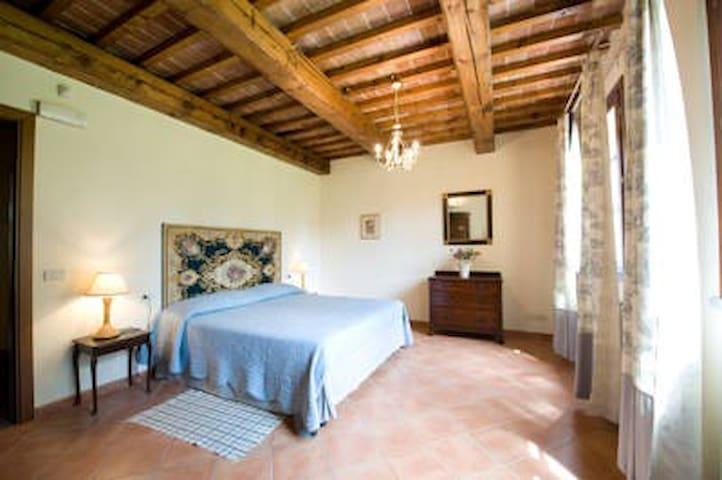Bilocale  Agriturismo in Toscana - San Miniato - Daire