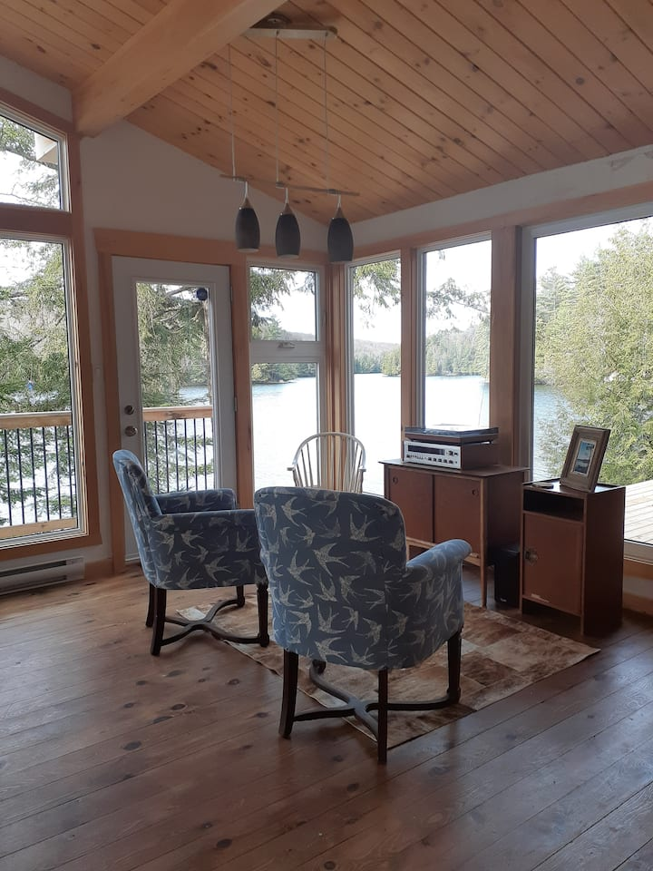 Haliburton Cottage, Bunkie, Great Swimming,Privacy