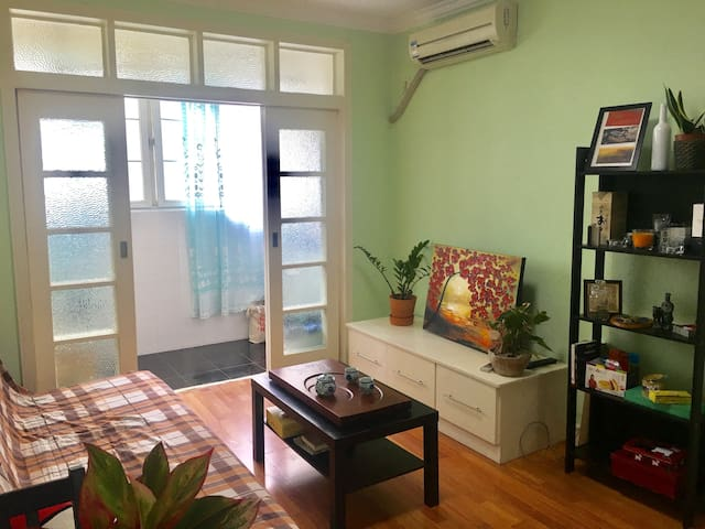 Charming flat in the heart of the city