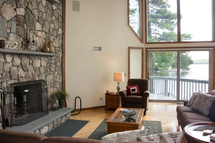 Lake Winnipesaukee - Waterfront - 545 - Moultonborough - Huis
