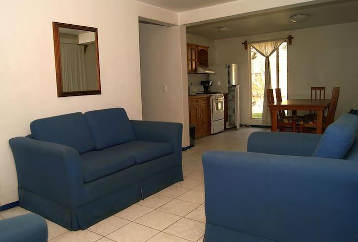 Amplio departamento en zona centro - Oaxaca - Apartament