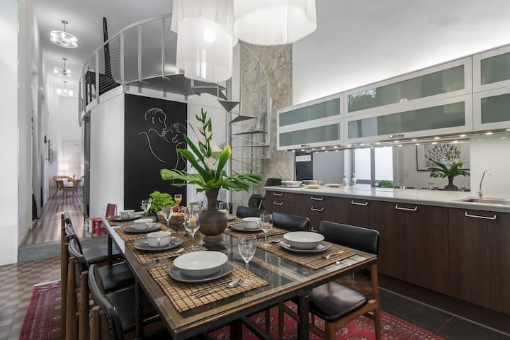 Old Chocolate Factory - Loft Apartment